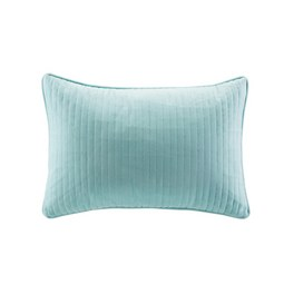 Okrasna Blazina Elena - modra, Romantika, tekstil (40/60cm) - MÖMAX modern living