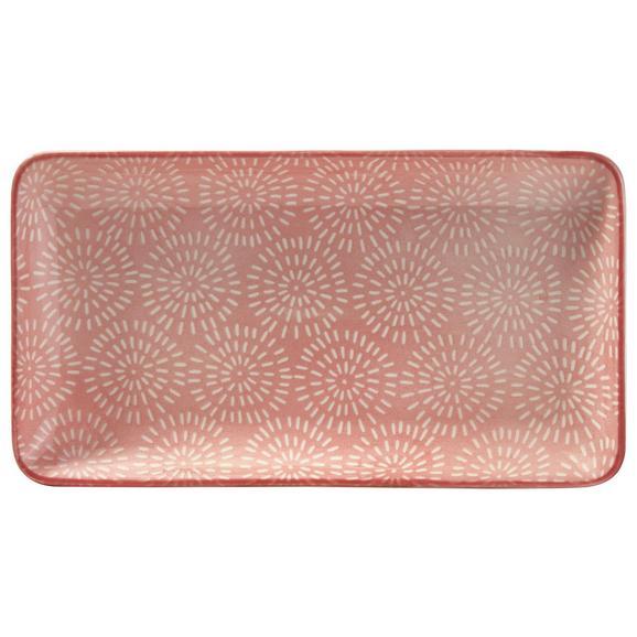 Tál Nina - Rózsaszín, Kerámia (12cm) - Mömax modern living