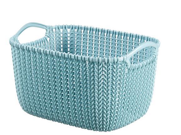 Kosár Curver Knit - (17,2/22,4/29,5cm)