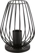 Tischleuchte Dioder, max. 60 Watt - Schwarz, LIFESTYLE, Metall (16/23cm) - Mömax modern living