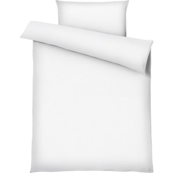 Lenjerie De Pat Marion - alb, textil (140/200cm) - Premium Living
