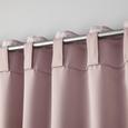 Draperie Opacă Riccardo - roz antic, Modern, textil (140/245cm) - Premium Living