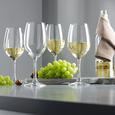 Spiegelau Weißweingläserset Winelovers 4er Set - Klar, MODERN, Glas (20,9cm) - Spiegelau