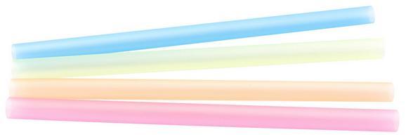 Slamica Smoothie - roza/modra, Moderno, umetna masa (1/20cm) - Mömax modern living