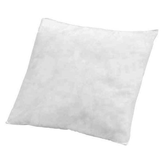Kissenfüllung NINIX in Weiß, ca. 40x40x10cm - Weiß (40/40cm) - Mömax modern living