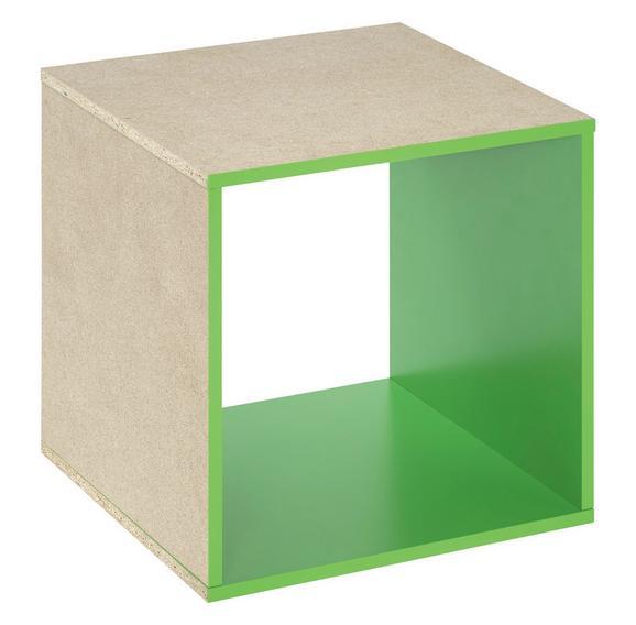 Vstavek Za Regal Aron/space - siva, leseni material (35/35/33cm)