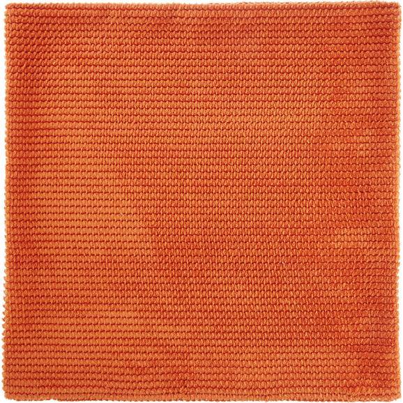 Kissenhülle Maxima ca. 50x50cm - Terra cotta, KONVENTIONELL, Textil (50/50cm) - Mömax modern living