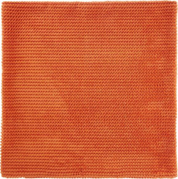Párnahuzat Maxima - Terrakotta, konvencionális, Textil (50/50cm) - Mömax modern living
