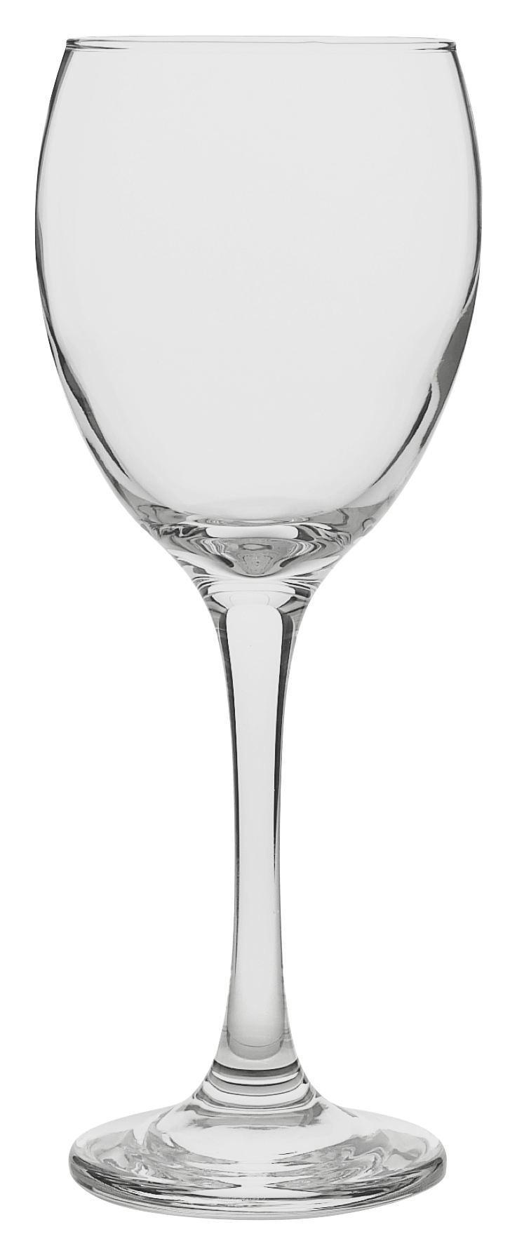 """Vörösboros Pohár """"sarah"""" - tiszta, konvencionális, üveg - MÖMAX modern living"""