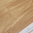 TV-Element Lilja - Naturfarben/Weiß, MODERN, Holz (160/40/40cm) - Mömax modern living