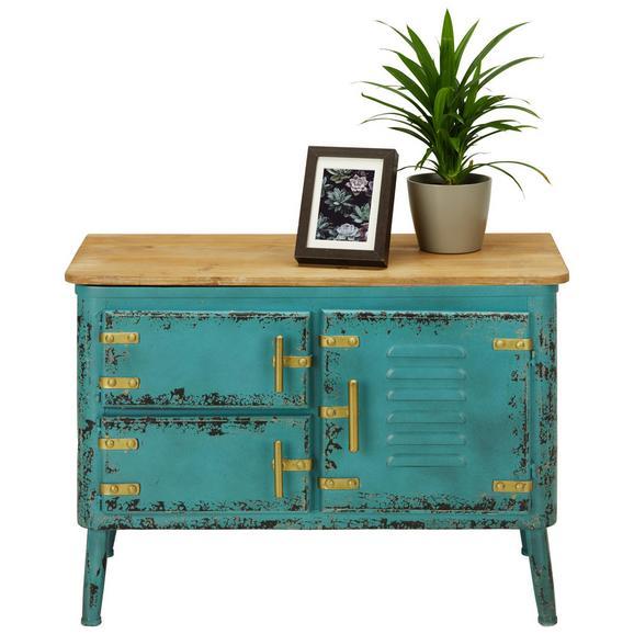 kommode in vintage t rkis online kaufen m max. Black Bedroom Furniture Sets. Home Design Ideas