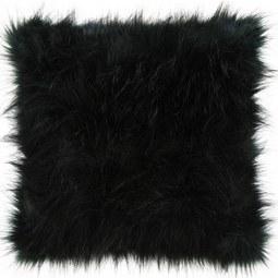 Fellkissen Nila ca.45x45cm - Grün, MODERN, Textil (45/45cm) - Mömax modern living