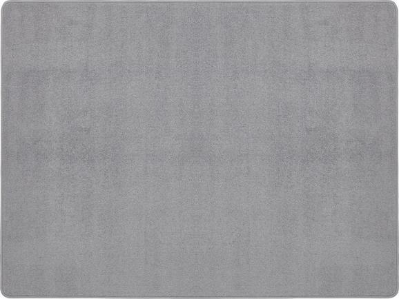 Teppich Eton 2 in Grau, ca. 120x160cm - Grau, LIFESTYLE, Textil (120/160cm) - MÖMAX modern living