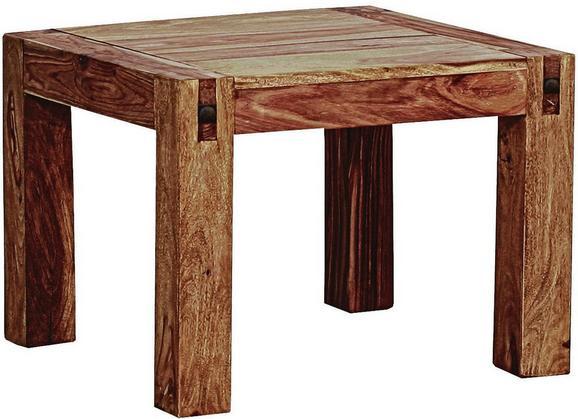 Couchtisch Holz - Naturfarben, LIFESTYLE, Holz (60/60/46cm) - Zandiara