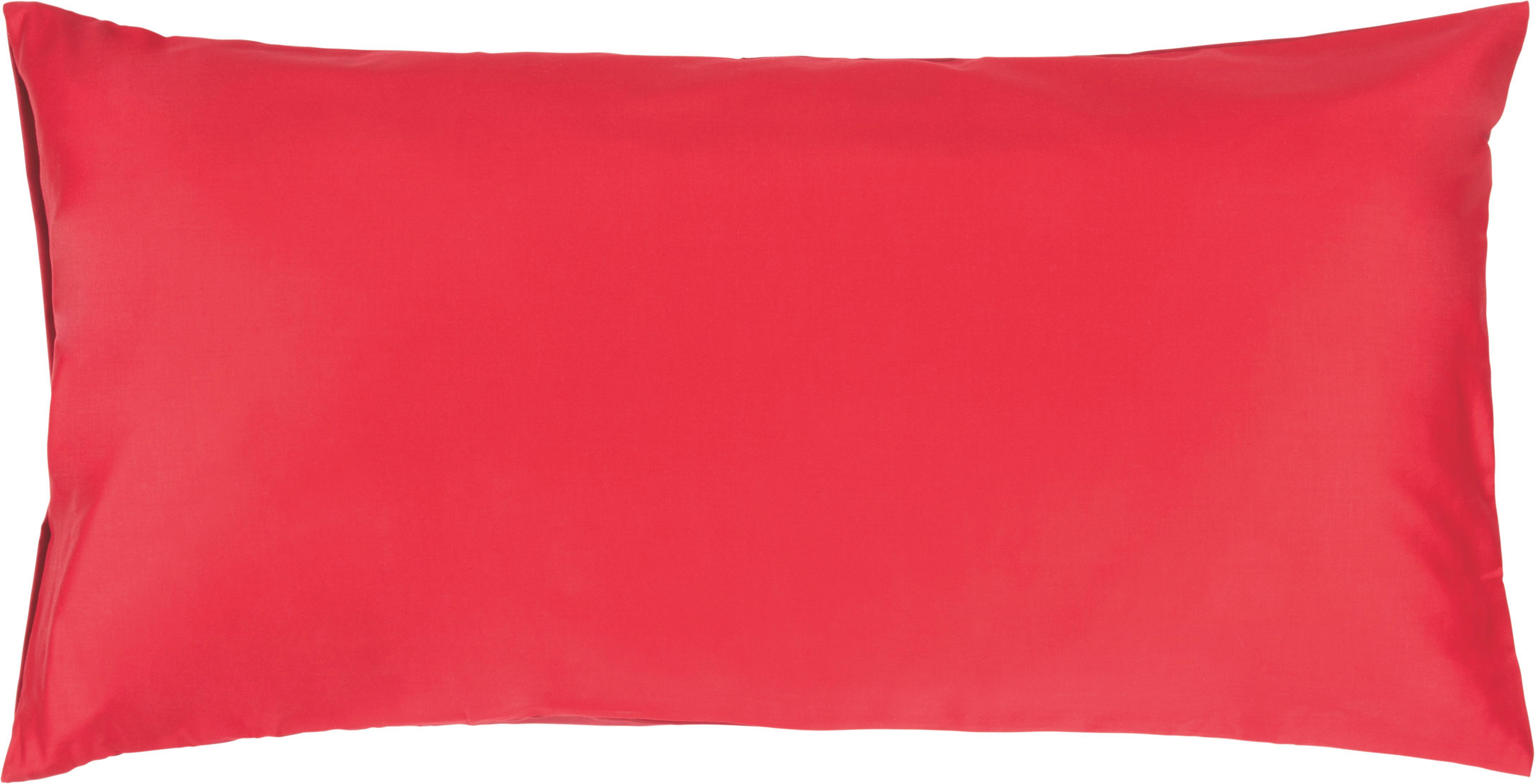 Párnahuzat Belinda - piros, textil (40/80cm) - premium living