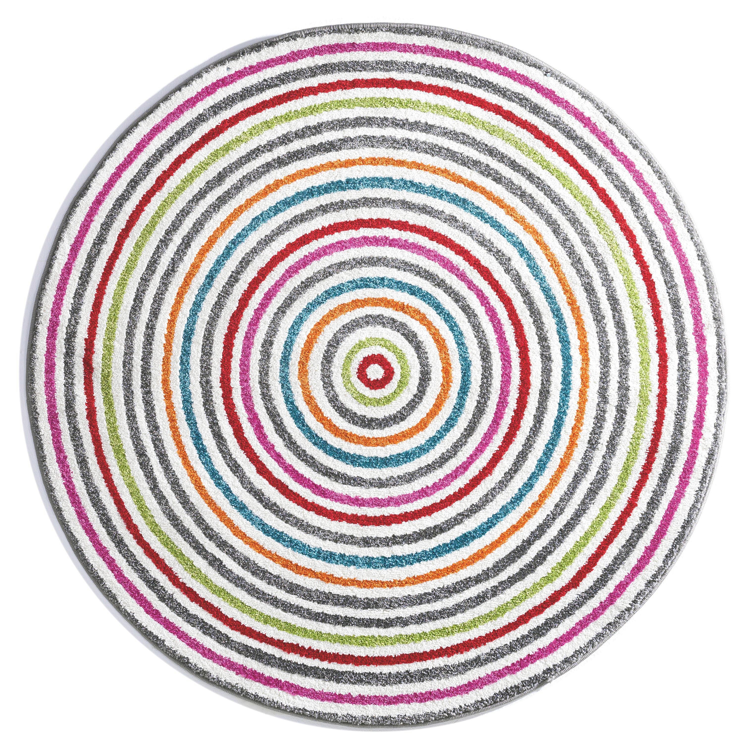 Gyerekszőnyeg Lollipop - multicolor, konvencionális, textil (80cm) - MÖMAX modern living