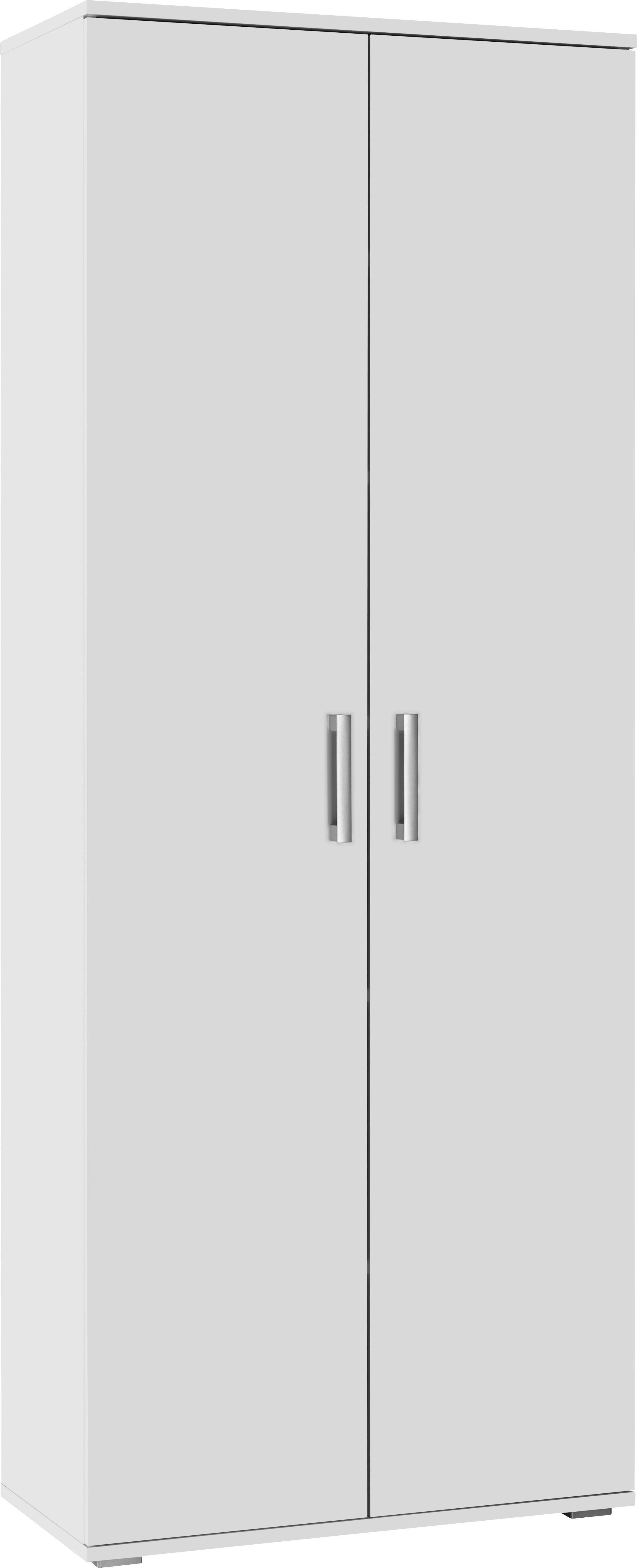 Mehrzweckschrank in Weiß - Weiß, MODERN, Holzwerkstoff (70/179/34cm) - MÖMAX modern living