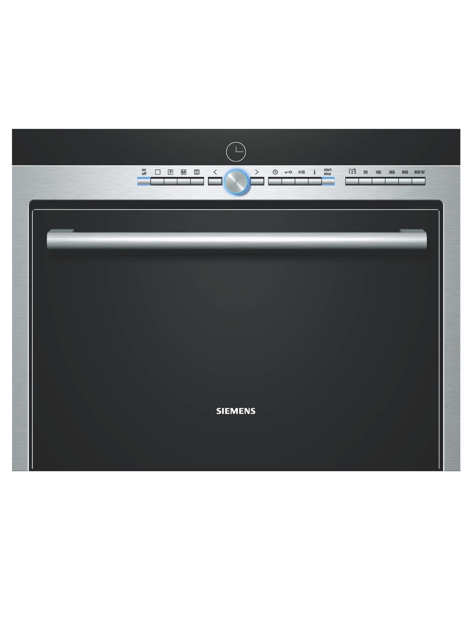 Kompaktbackofen Siemens Hb86k575, 3600 Watt - Metall (59,5/45,4/53,1cm) - SIEMENS
