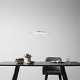 Pendelleuchte Eclipse mit Led - Chromfarben, MODERN, Metall (50/120cm) - Mömax modern living