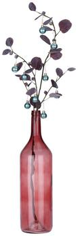 Dekoflasche Estelle Rosa - Rosa, Glas (12/46cm) - Mömax modern living
