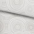Bettwäsche Lena Bunt, ca. 140x200cm - Rot/Grau, Textil (140/200cm) - Mömax modern living