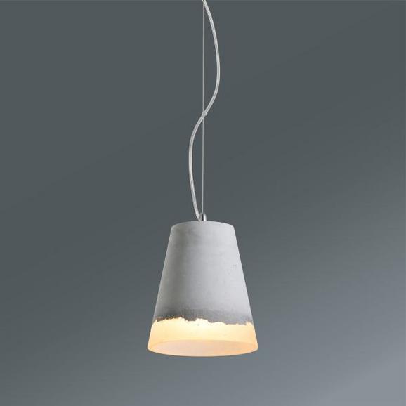 Hängeleuchte Pasto, max. 40 Watt - MODERN, Kunststoff/Stein (18/140cm) - MÖMAX modern living