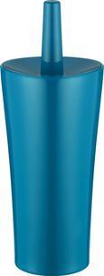 Wc-kefe Bella - Olajkék, Műanyag (12,4/32,5cm) - Mömax modern living