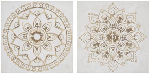 Slika Jana Ii - naravna, Romantika, les (60/60cm)