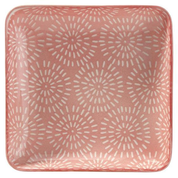 Tál Nina - Rózsaszín, Kerámia (12,5cm) - Mömax modern living