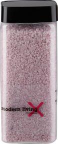 Dekogranulat perlkies Rosa - Rosa, KONVENTIONELL, Stein (0,550l)