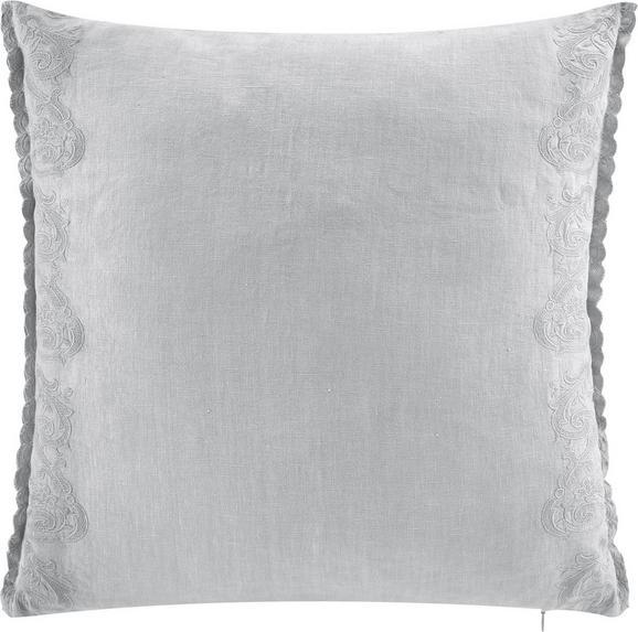 Zierkissen Melina 50x50cm - Grau, MODERN, Textil (50/50cm) - MÖMAX modern living