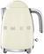 Wasserkocher Klf03creu Creme, 1,7l - Creme (22,3/24,8/17,1cm) - SMEG