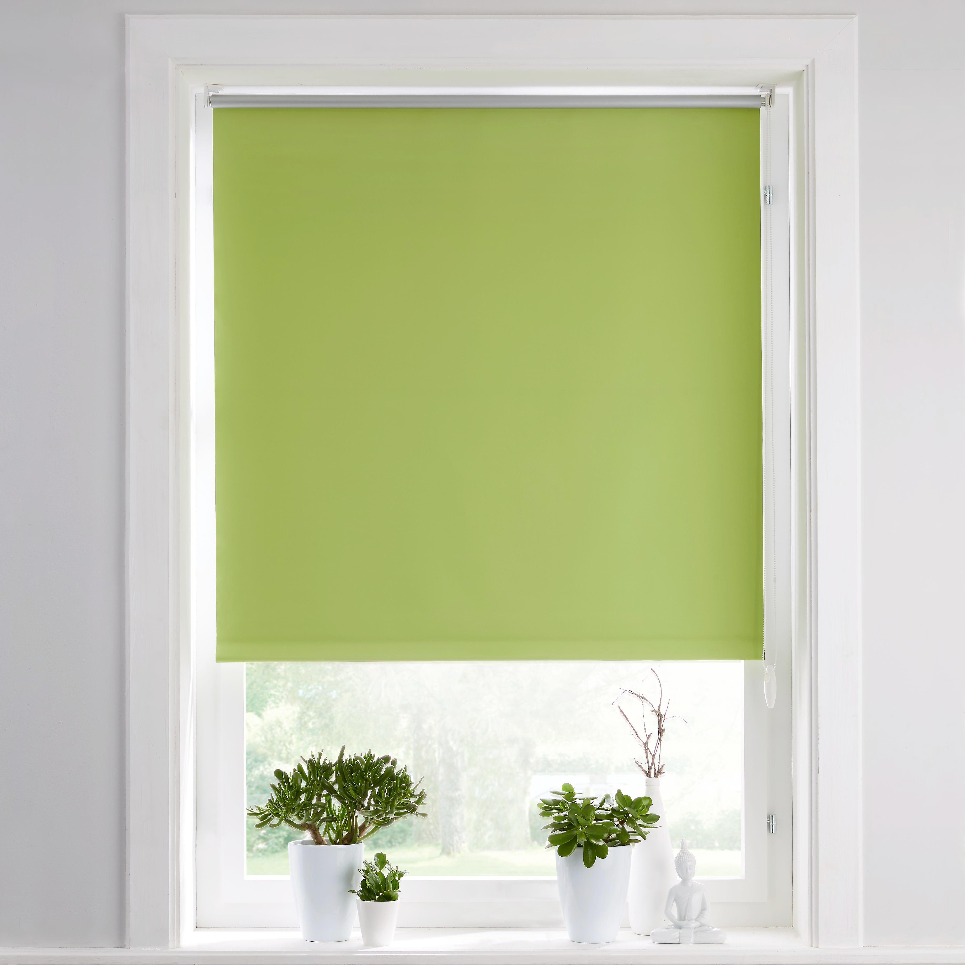 Sötétítő Roló Thermo - zöld, textil (90/210cm) - MÖMAX modern living