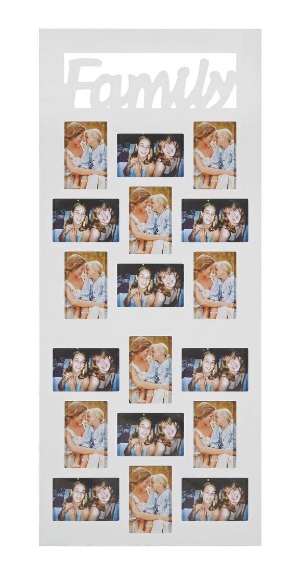 Okvir Za Slike Thomas - bela, Konvencionalno, leseni material (46,6/107,7/1,5cm) - Mömax modern living