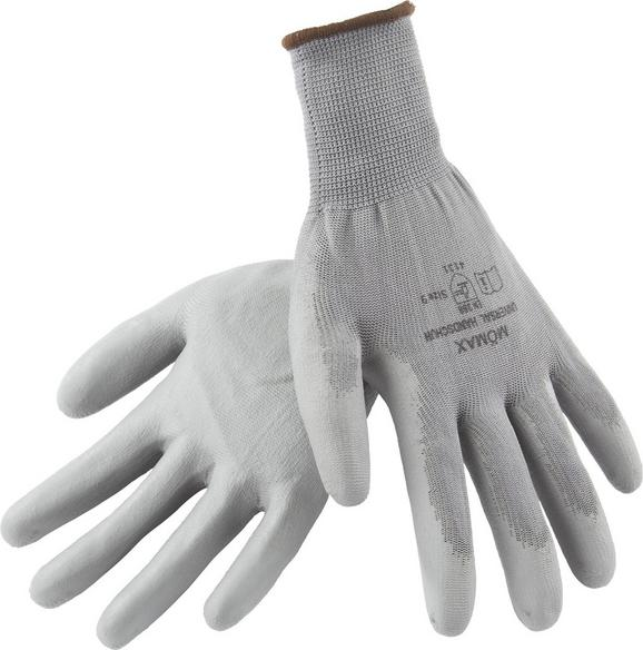 Handschuh Edgar in Grau, Größe 9 - Grau, Textil - MÖMAX modern living