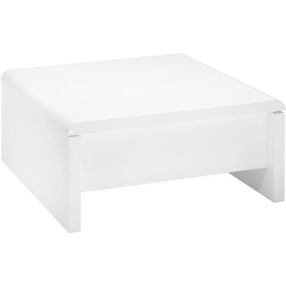 couchtisch in wei hochglanz online kaufen m max. Black Bedroom Furniture Sets. Home Design Ideas