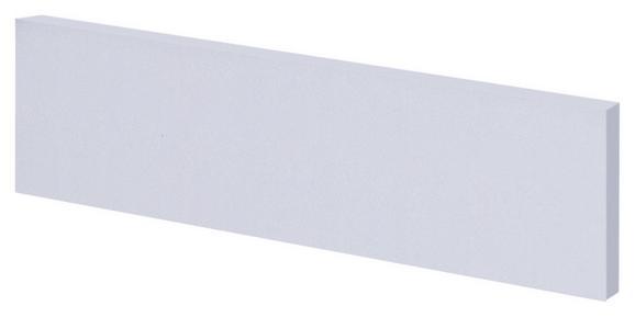 Sockel in Weiß - Weiß, MODERN, Holzwerkstoff (60cm)