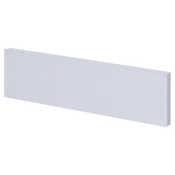 Sockel Sockel / Weiß - Weiß, MODERN, Holzwerkstoff (60cm) - FlexWell.ai