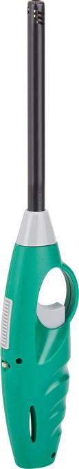 Öngyújtó Joachim - Piros/Zöld, Műanyag (27,8cm) - Mömax modern living