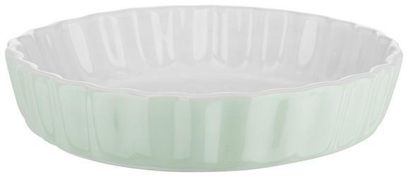 Pekač Pura - zelena, Moderno, keramika (16,2/3,5/16,2cm)
