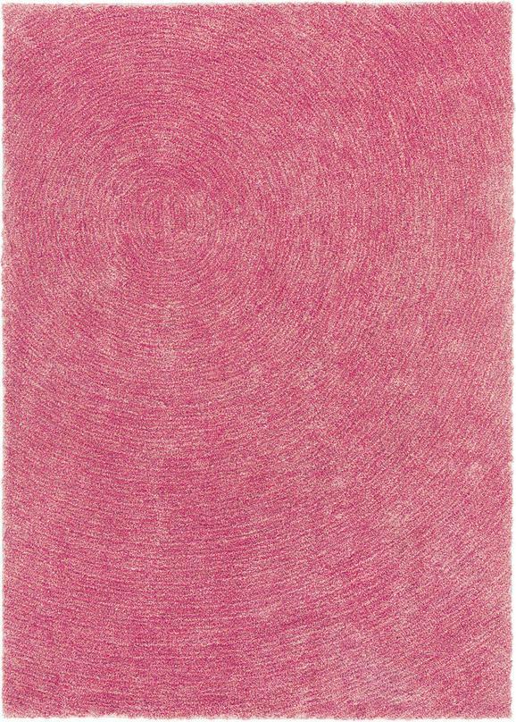 Tkana Preproga Marcel - roza, Moderno, tekstil (120/170cm) - Mömax modern living