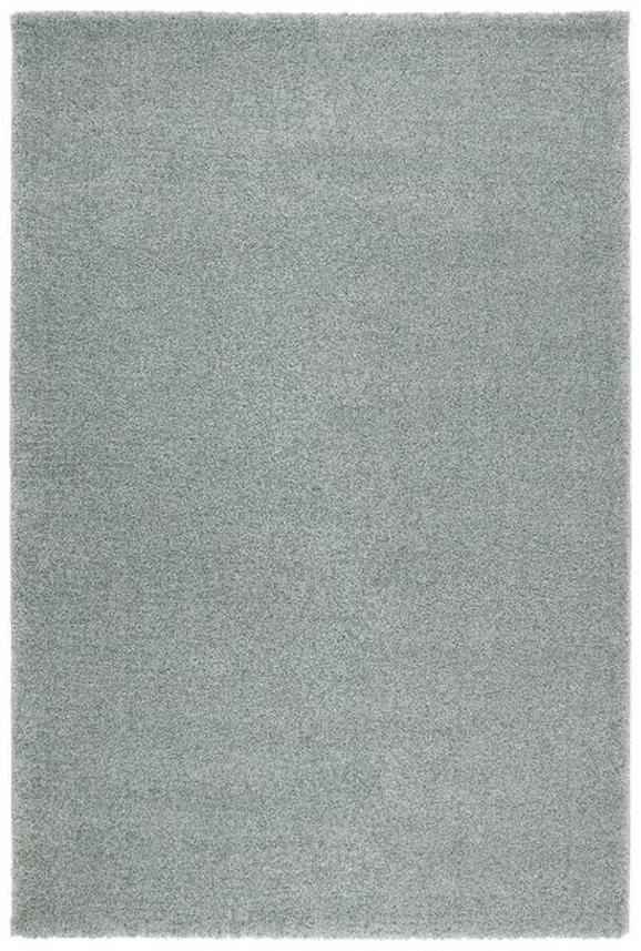 Tkana Preproga Rubin 1 - modra, Romantika, umetna masa (80/150cm) - Mömax modern living