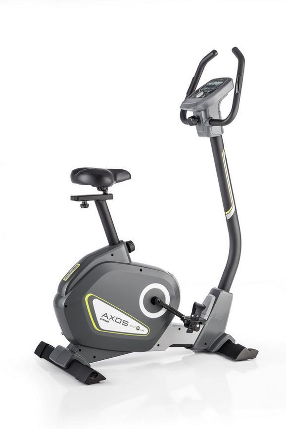 Heimtrainer Kettler Cycle P La - Dunkelgrau/Anthrazit, KONVENTIONELL, Kunststoff/Metall (97/54/136cm) - Kettler HKS