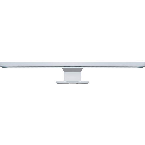 Lampă Atasată Ducato - culoare aluminiu, Modern, metal