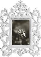 Képkeret Krishna - Fehér, romantikus/Landhaus, Faalapú anyag (12,5/17,5cm) - Mömax modern living