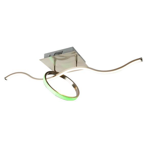 LED-Deckenleuchte Kalinda max. 18 Watt - Weiß, MODERN, Kunststoff/Metall (86/22/31cm)