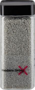Dekor Granulátum Perlkies - Szürke, konvencionális, Kő (0,550l)