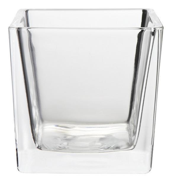 Windlicht Nora aus Glas - MODERN (10/10/10cm) - Mömax modern living