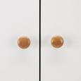 Kleiderschrank Marie - Weiß, MODERN, Holzwerkstoff (100/180,5/50cm) - Modern Living