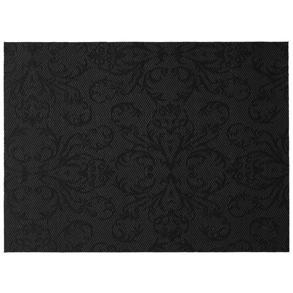 Pogrinjek Mary -ext- -top- - črna, Basics, umetna masa (33/45cm) - Mömax modern living